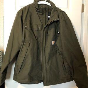 Men's carhartt coat